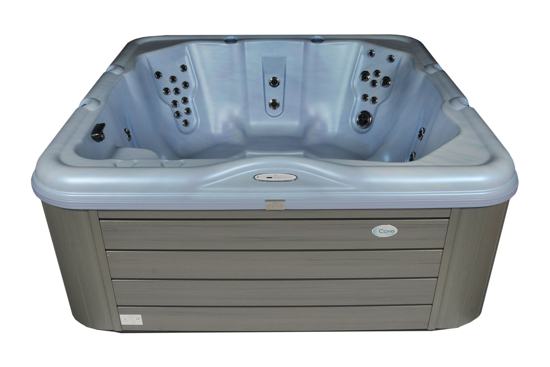 Luxury holiday home hot tub