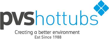 PVS hot tubs logo