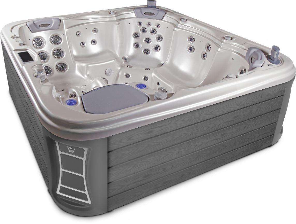 Large premium hot tub