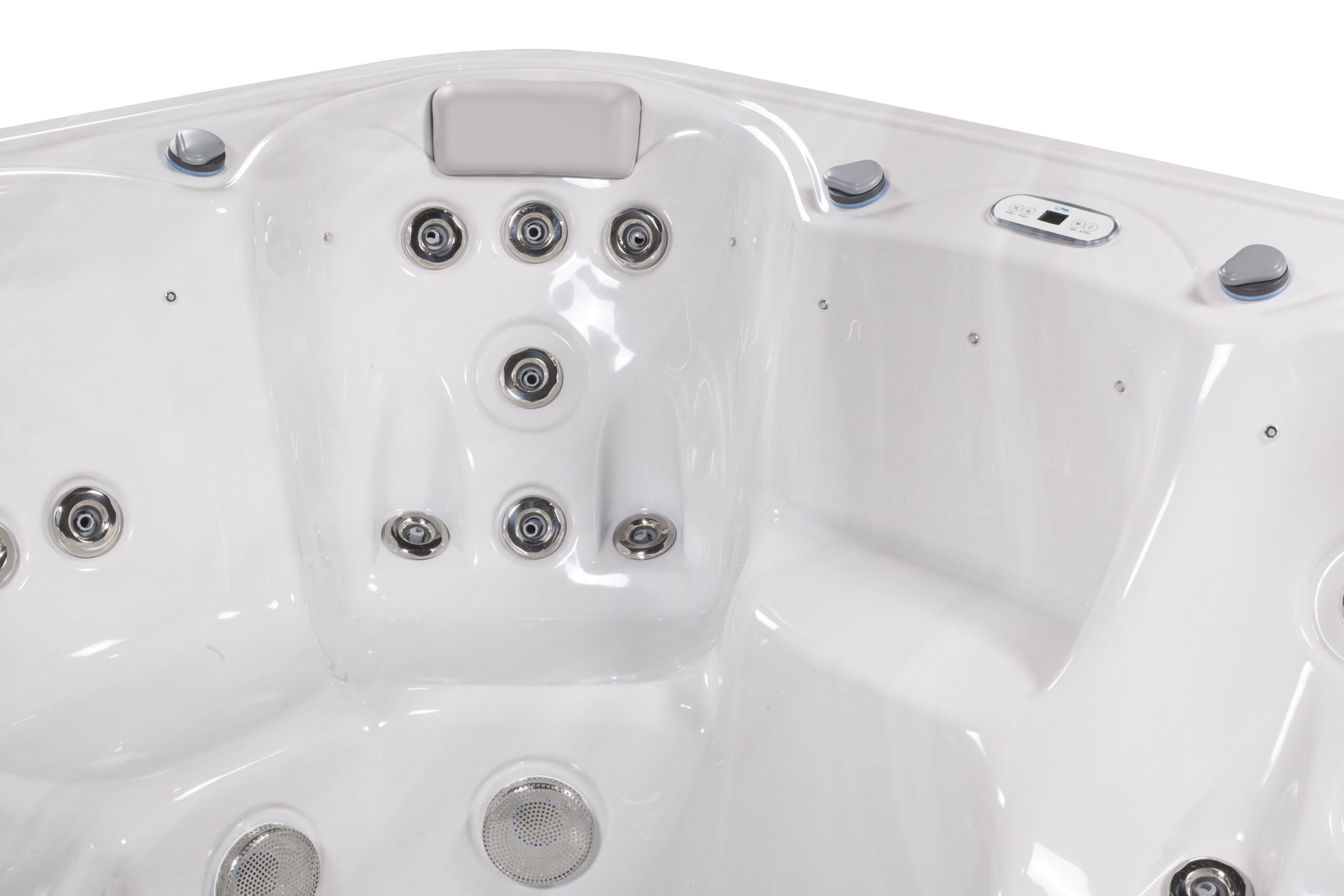 Hydrotherapy hot tub jets for arthritis